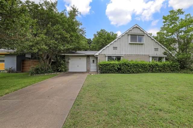 816 Kingswood Avenue, Richardson, TX 75080 (MLS #14602338) :: Robbins Real Estate Group