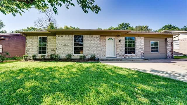 1137 Edgewood Street, Ennis, TX 75119 (MLS #14602346) :: 1st Choice Realty