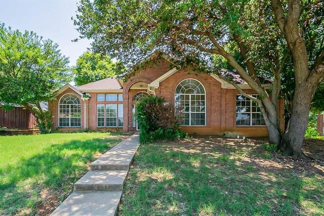 1424 Bogard Lane, Lewisville, TX 75077 (MLS #14602358) :: Russell Realty Group
