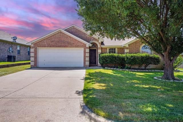 205 Whitestone Way, Weatherford, TX 76085 (MLS #14602372) :: 1st Choice Realty