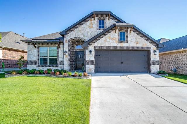 1709 Victoria Drive, Fort Worth, TX 76131 (MLS #14602373) :: Front Real Estate Co.