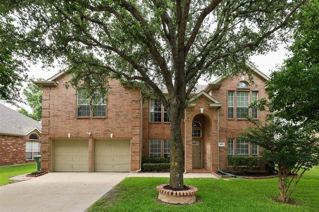 404 Misty Lane, Lewisville, TX 75067 (MLS #14602381) :: DFW Select Realty