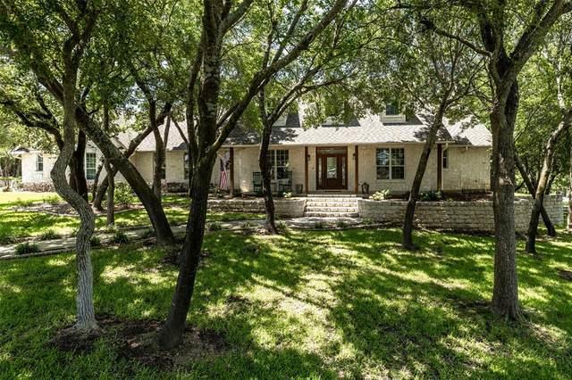 934 S Savage Creek Lane, Weatherford, TX 76087 (MLS #14602384) :: 1st Choice Realty