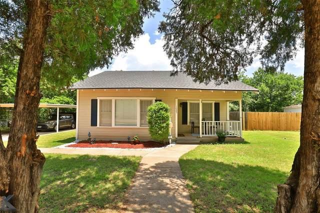 1025 Meander Street, Abilene, TX 79602 (MLS #14602396) :: VIVO Realty