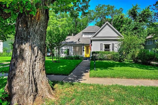 700 N Woods Street, Sherman, TX 75092 (MLS #14602399) :: 1st Choice Realty