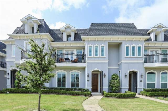 7613 Renaissance Boulevard, Mckinney, TX 75070 (MLS #14602400) :: The Hornburg Real Estate Group