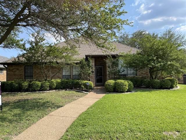 3504 Nova Trail, Plano, TX 75023 (MLS #14602408) :: Robbins Real Estate Group