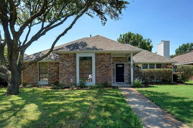 316 Meadow Lane, Denton, TX 76207 (MLS #14602414) :: Robbins Real Estate Group