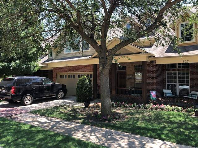 523 Mcnear Drive, Coppell, TX 75019 (MLS #14602417) :: VIVO Realty