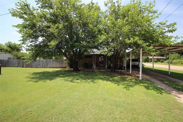 202 Coke Street, Tye, TX 79563 (MLS #14602428) :: Real Estate By Design