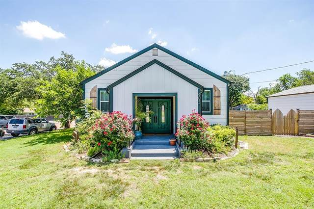 405 S Bowie Drive, Weatherford, TX 76086 (MLS #14602433) :: Potts Realty Group