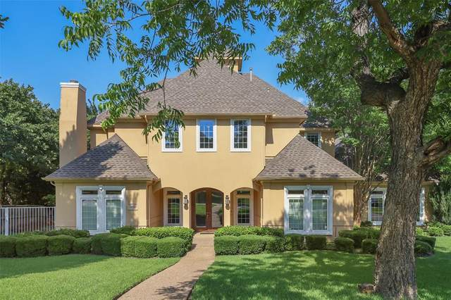 1311 Village Green Drive, Southlake, TX 76092 (MLS #14602446) :: 1st Choice Realty