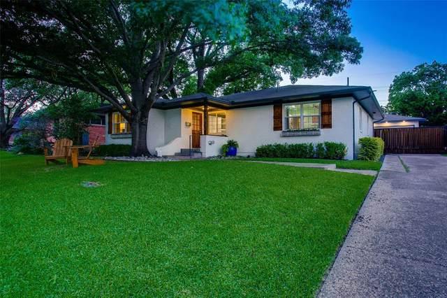 6307 Saratoga Circle, Dallas, TX 75214 (MLS #14602450) :: Real Estate By Design
