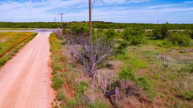 HWY 277 Dudensing, Stamford, TX 79553 (MLS #14602453) :: Real Estate By Design