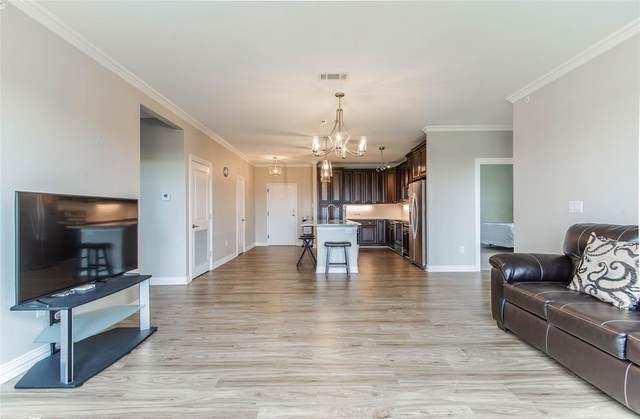 2500 King Arthur Boulevard #301, Lewisville, TX 75056 (MLS #14602464) :: VIVO Realty
