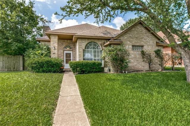 716 Austin Drive, Desoto, TX 75115 (MLS #14602468) :: The Hornburg Real Estate Group