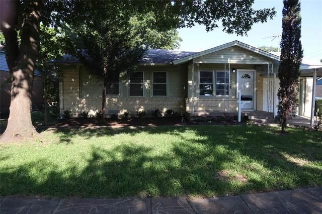2005 Delmar Drive, Garland, TX 75041 (MLS #14602476) :: VIVO Realty