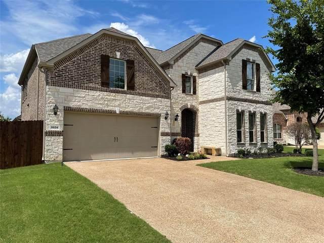 9934 Amberwoods Lane, Frisco, TX 75035 (MLS #14602501) :: The Mitchell Group