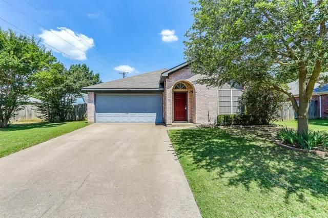 1150 Margie Street, Burleson, TX 76028 (MLS #14602503) :: Jones-Papadopoulos & Co