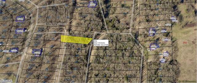 0 Harris Boulevard, Malakoff, TX 72148 (MLS #14602510) :: EXIT Realty Elite