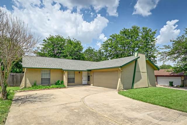 1207 Natches Drive, Arlington, TX 76014 (MLS #14602512) :: DFW Select Realty