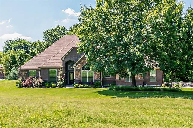 108 Winding Way, Azle, TX 76020 (MLS #14602514) :: Trinity Premier Properties