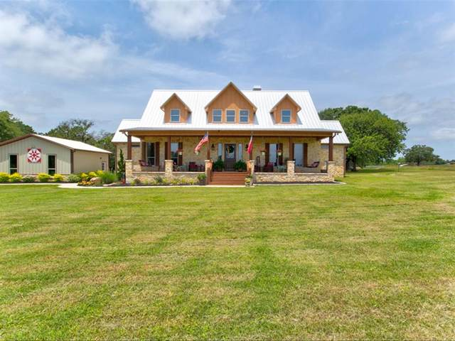 5101 County Road 312B, Cleburne, TX 76031 (MLS #14602538) :: Real Estate By Design