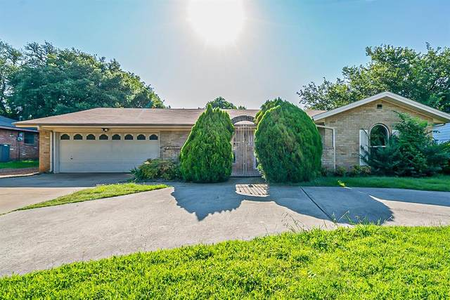 3616 Brown Trail, Bedford, TX 76021 (MLS #14602541) :: Real Estate By Design