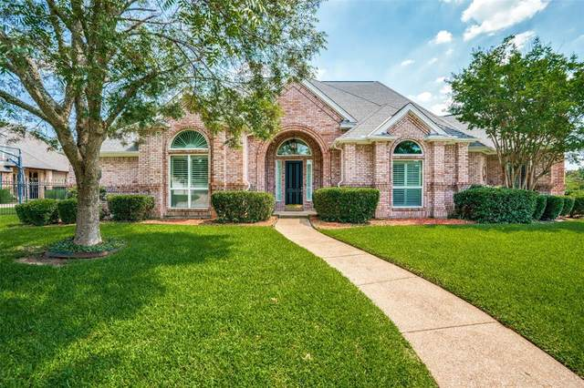 2203 Scotsman Drive, Colleyville, TX 76034 (MLS #14602545) :: The Chad Smith Team