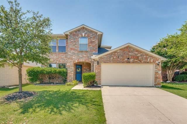 1608 Forest Oaks Way, Little Elm, TX 75068 (MLS #14602546) :: DFW Select Realty