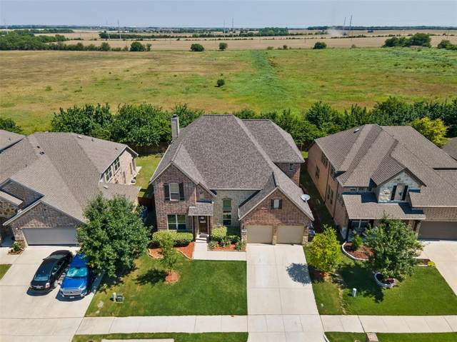 3405 Sequoia Lane, Melissa, TX 75454 (MLS #14602550) :: All Cities USA Realty