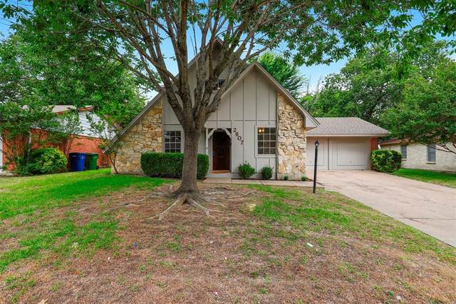 2607 Nottingham Drive, Garland, TX 75041 (MLS #14602563) :: The Great Home Team