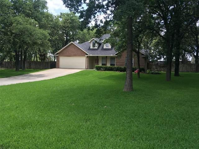 120 Deep Wood Lane, Weatherford, TX 76088 (MLS #14602567) :: 1st Choice Realty