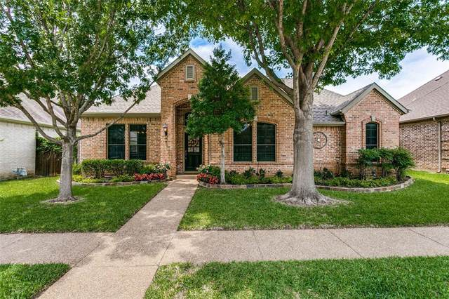 2224 Bedford Circle, Bedford, TX 76021 (MLS #14602574) :: Front Real Estate Co.