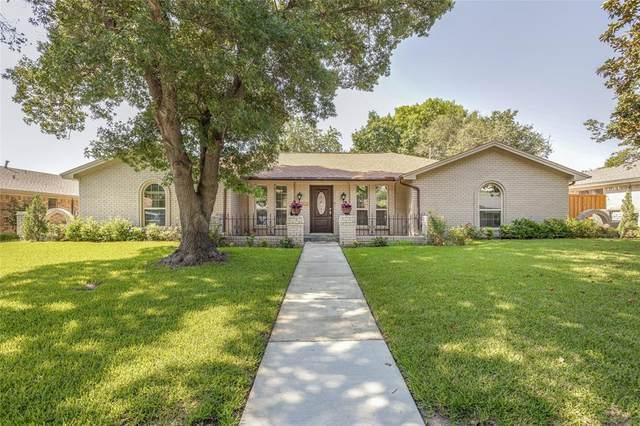 2608 Walnut Lane, Plano, TX 75075 (MLS #14602577) :: The Rhodes Team