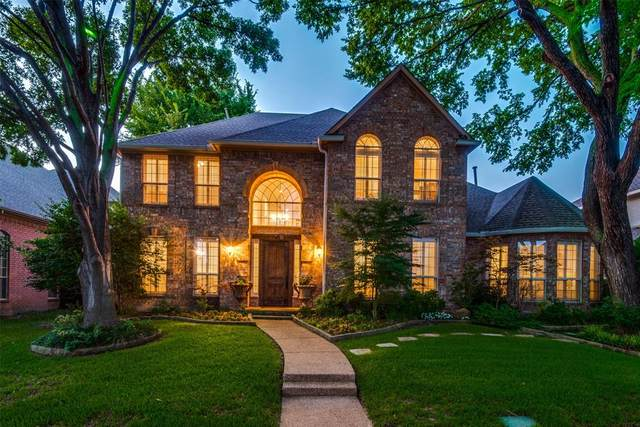 6631 Missy Drive, Dallas, TX 75252 (MLS #14602578) :: The Good Home Team