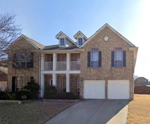 5321 Hayloft Court, Fort Worth, TX 76123 (MLS #14602587) :: Real Estate By Design