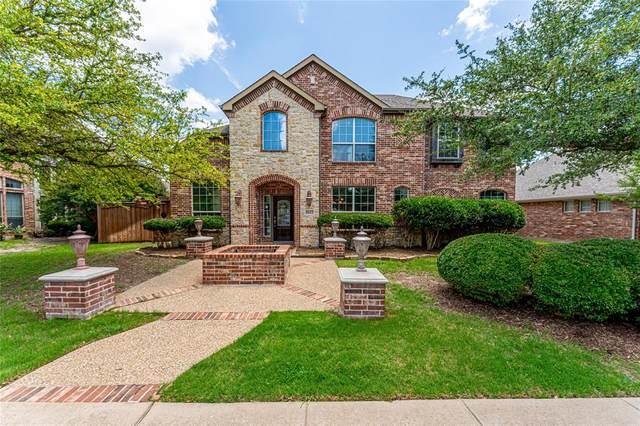 1612 Buckthorne Drive, Allen, TX 75002 (MLS #14602593) :: 1st Choice Realty