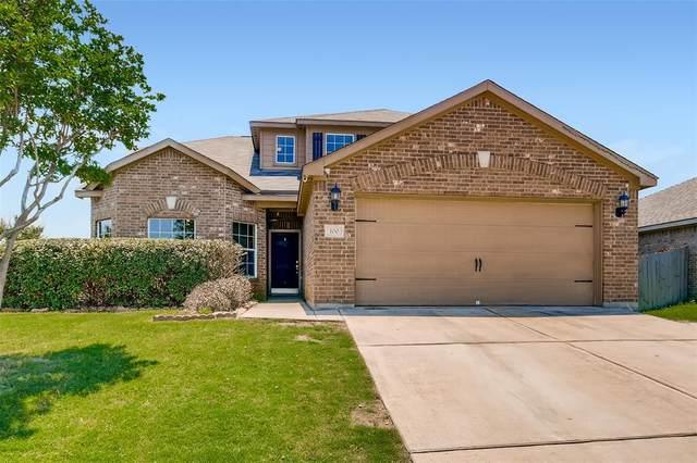 100 Eider Drive, Sanger, TX 76266 (MLS #14602628) :: Real Estate By Design