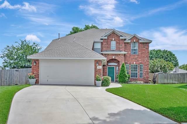 608 Jan Court, Saginaw, TX 76179 (MLS #14602630) :: Front Real Estate Co.