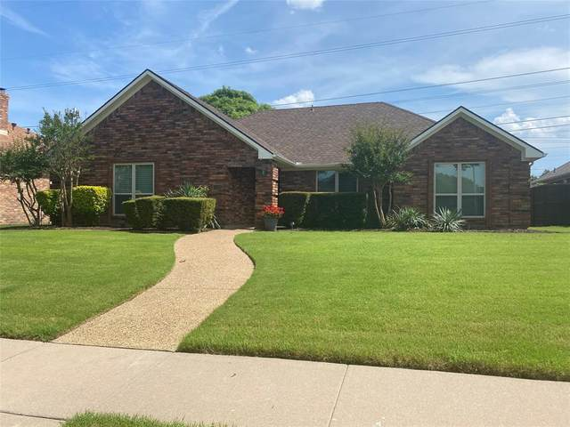 3328 Brunchberry Lane, Plano, TX 75023 (MLS #14602636) :: Robbins Real Estate Group