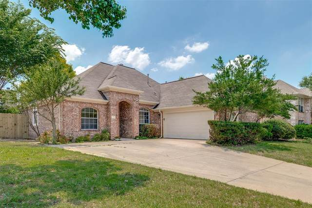8028 Mount Shasta Circle, Fort Worth, TX 76137 (MLS #14602649) :: Real Estate By Design