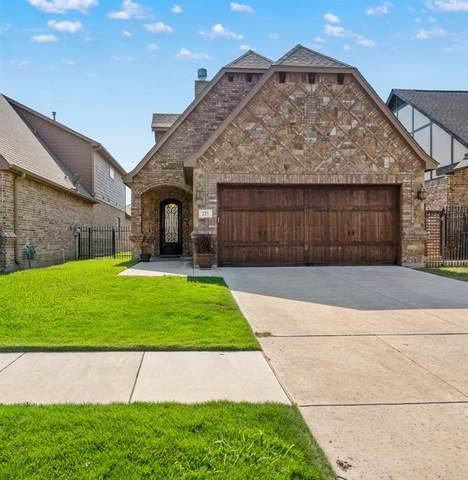 225 Post View Drive, Aledo, TX 76008 (MLS #14602653) :: Robbins Real Estate Group