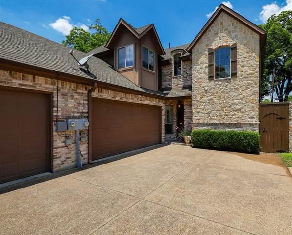 5109 Vickery Boulevard, Dallas, TX 75206 (MLS #14602669) :: Real Estate By Design