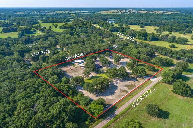 160 Vz County Road 3722, Wills Point, TX 75169 (MLS #14602670) :: Real Estate By Design