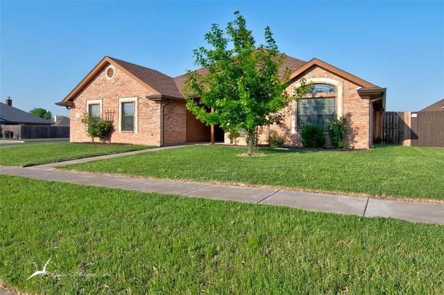 5101 Spring Creek Road, Abilene, TX 79602 (MLS #14602678) :: ACR- ANN CARR REALTORS®