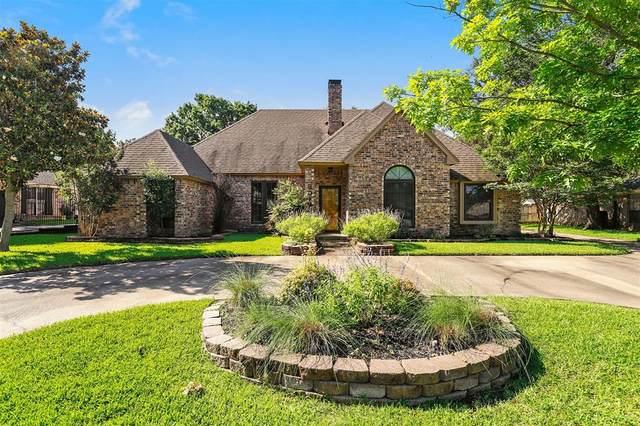 3019 Trail Lake Drive, Grapevine, TX 76051 (MLS #14602679) :: 1st Choice Realty