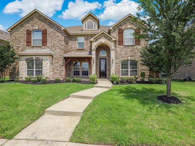 13230 Cheryl Drive, Frisco, TX 75033 (MLS #14602689) :: The Mitchell Group