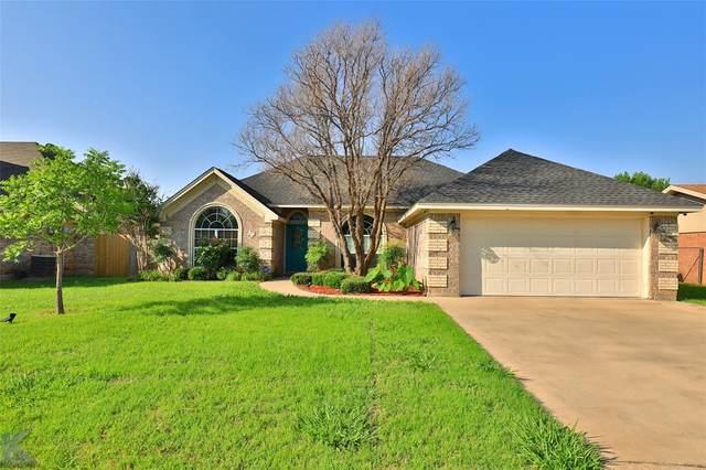 1501 Friars Street, Abilene, TX 79602 (MLS #14602700) :: The Chad Smith Team