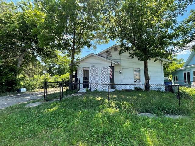 2308 Morgan Street, Greenville, TX 75401 (MLS #14602703) :: VIVO Realty